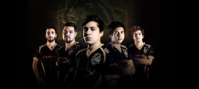 Đội Lyon Gaming