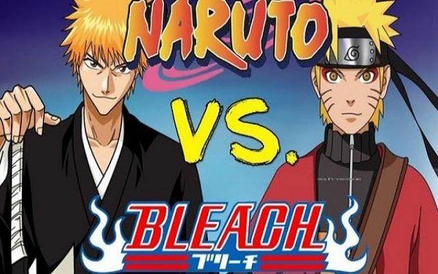 Naruto vs Bleach là dòng game đối kháng kinh điển